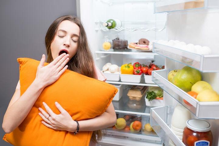 Una corretta alimentazione per dormire meglio